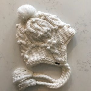 Burton knit cap
